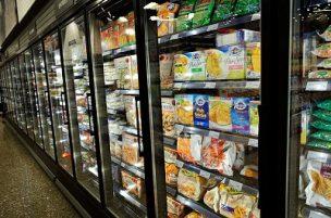 自然解凍の冷凍食品