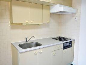 小さいキッチン