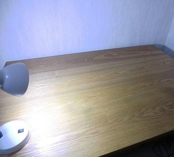 机はウレタン塗装とオイル仕上げどっちがいい?