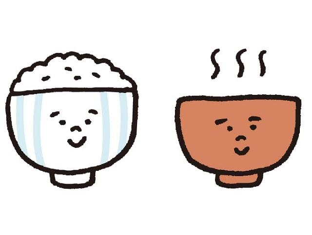 どんぶりとお茶碗の違い