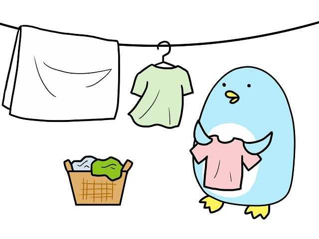 シーツは洗濯機でも洗える?小さい5㎏容量のでも大丈夫?